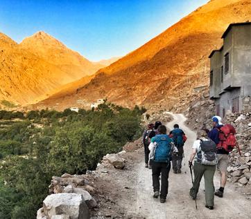Jebel Toubkal Morocco Trip Report