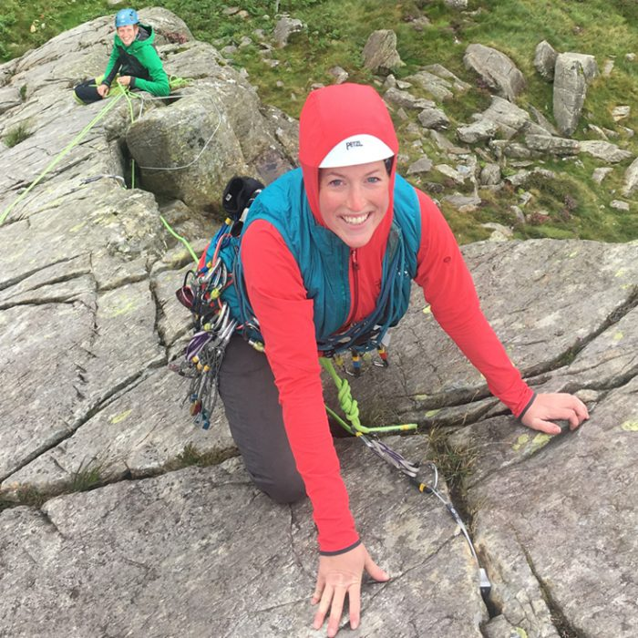 Snowdonia Multi-Pitch Climbing