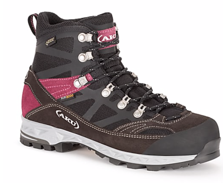 A Peak Mountaineering review of the Aku Trekker Pro GTX WS Boots