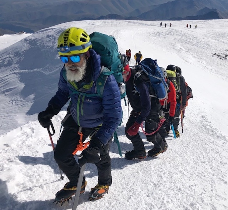 Mount Elbrus Expedition Report