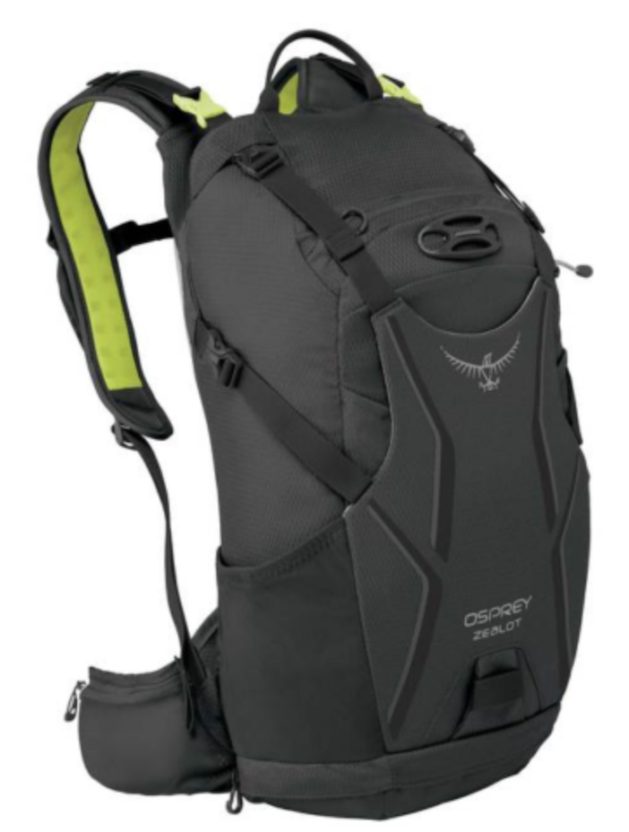 Osprey Zealot rucksack review