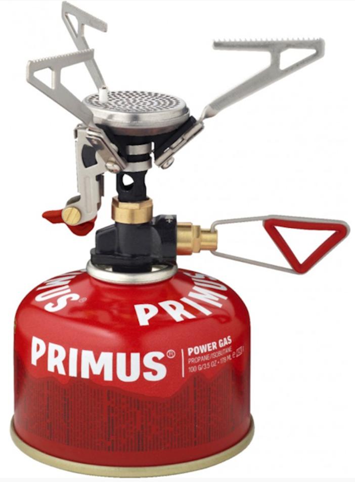 Primus Micron Trail stove review