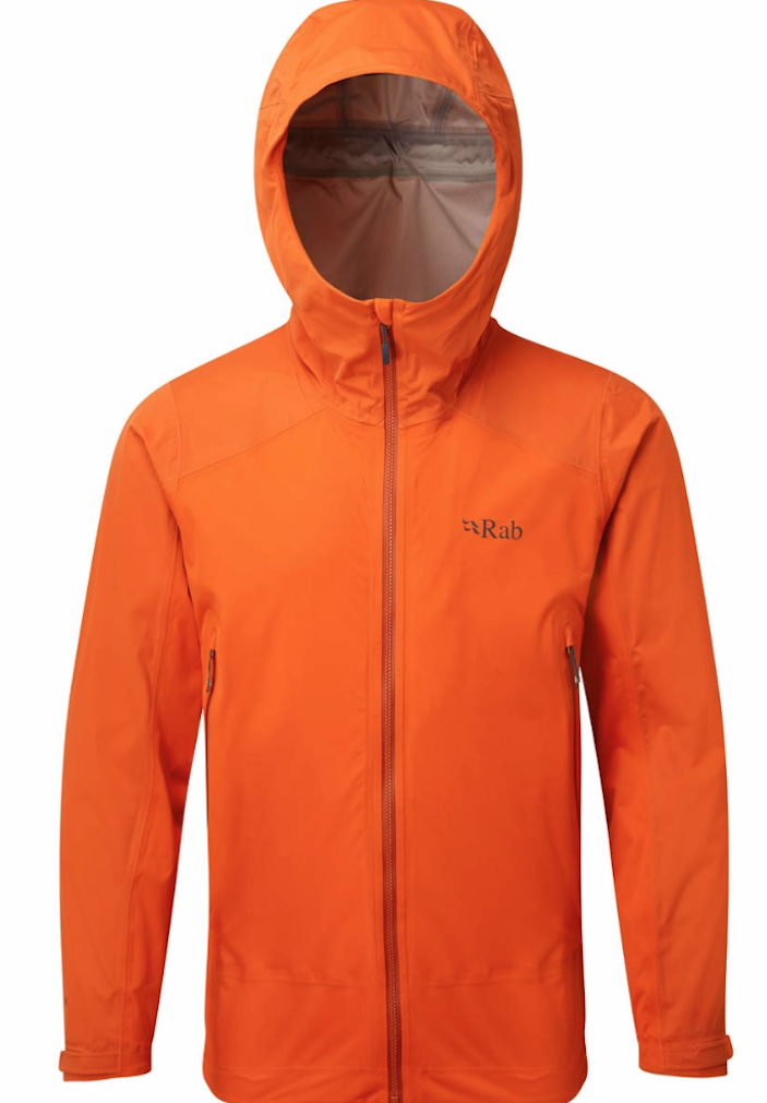 Rab Kinetic Alpine jacket review