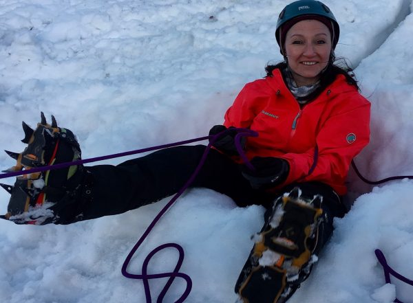 3 day Winter Skills