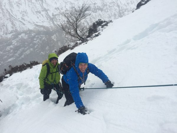 Winter Learn to Lead Course