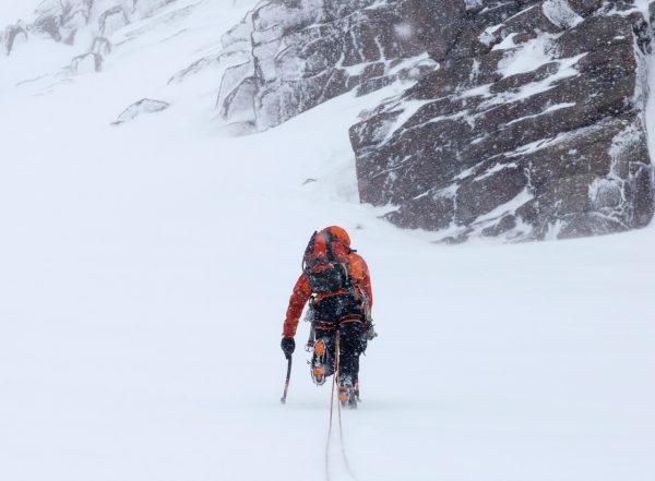 Winter Climbing Course