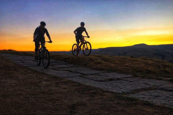 Intermediate Mountain Biking