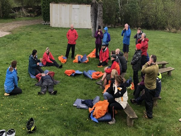 8hr Outdoor First Aid