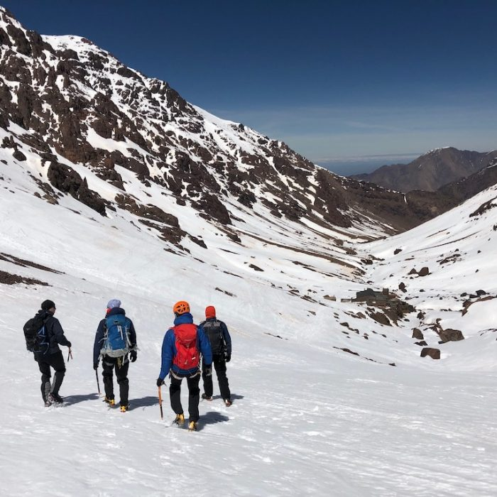 Jebel Toubkal Quick Hit (Morocco)