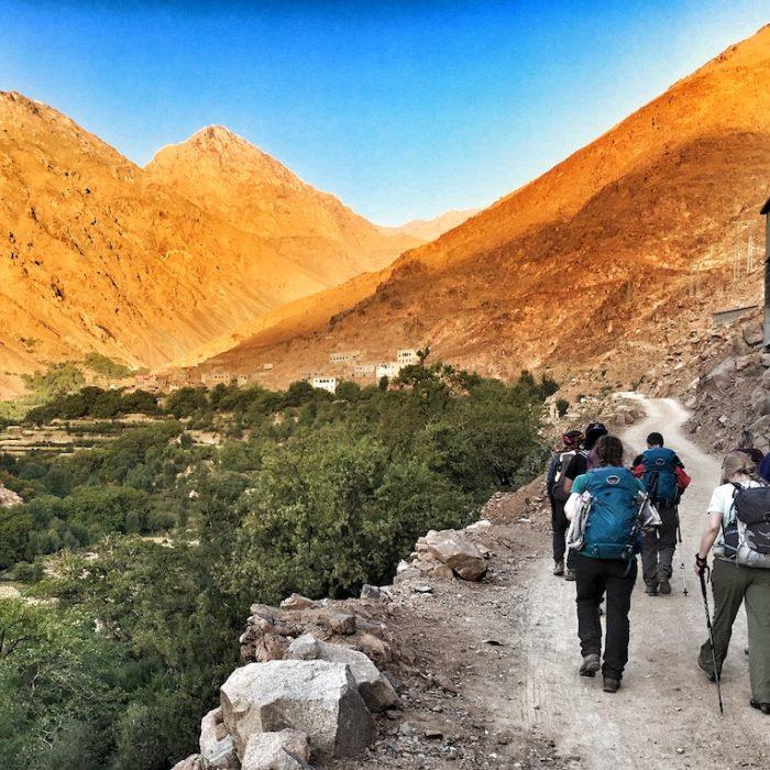 Jebel Toubkal (Morocco)