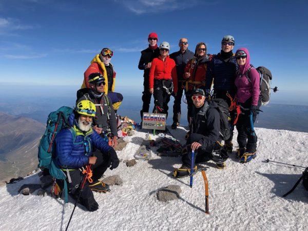 Mount Elbrus (Russia)