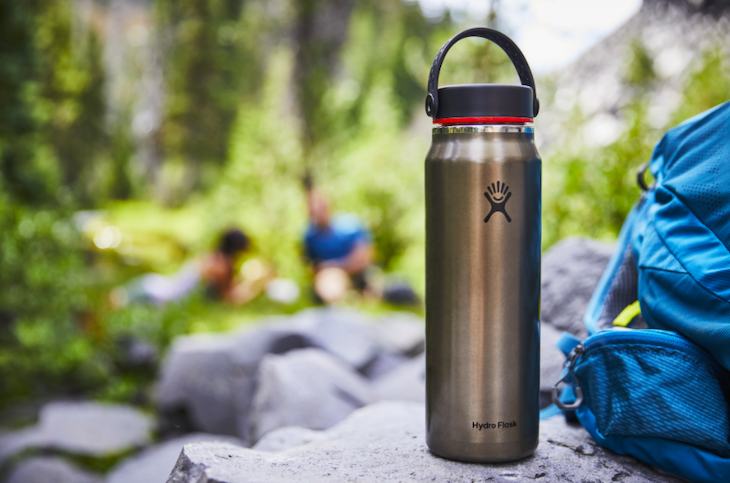 HydroFlask #RefillForGood Campaign