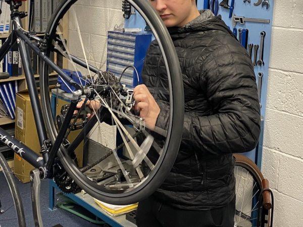 Double Black Bike Repairs