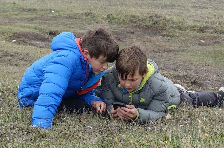 Raising Outdoor Children