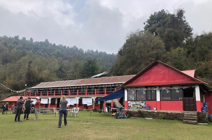 A Nepalese Teahouse Guide