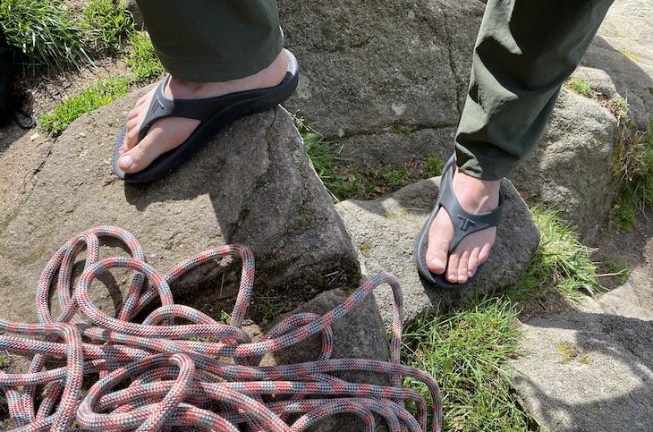 Telic Recovery Sandals Review