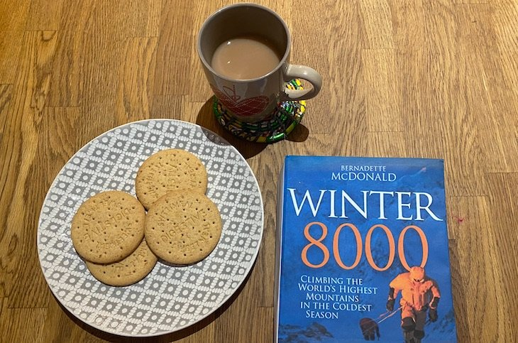 Winter 8000 - Bernadette Mc Donald