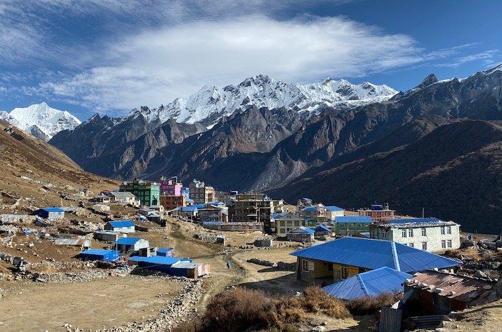 Kyanjin Village