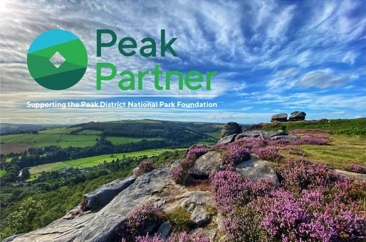 Peak District National Park Foundation Partner