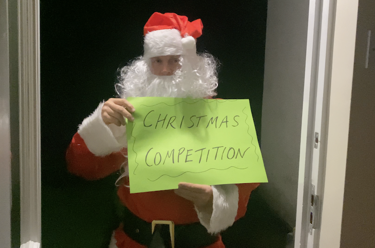 Double Black Bike Repairs Christmas Competition