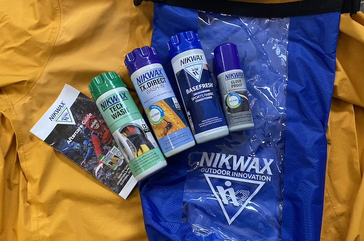 Nikwax Cycling Kit Giveaway
