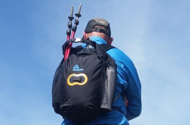 Aquapac 25L Waterproof Backpack Review