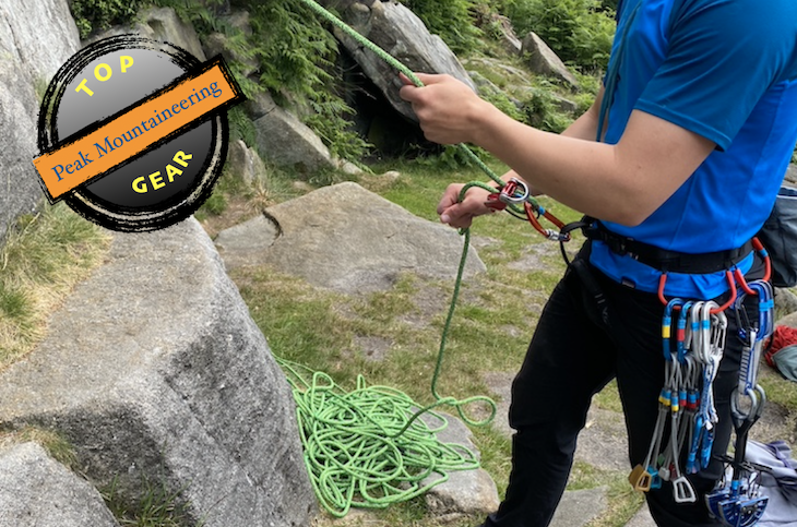 Edelrid Swift Protect Pro Dry Rope
