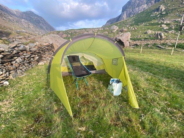 NEMO Dagger Ridge Porch 2P Tent Review