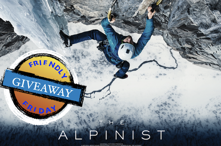The Alpinist Friendly Friday Ticket Giveaway