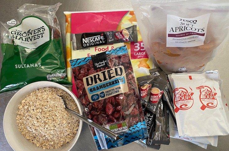 mountain-food-ideas