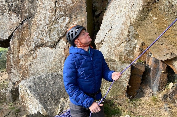 Rab Cubit Stretch Down Hoody Review